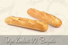 02107 Princess Wholemeal Mini Baguette