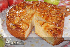 021 Princess Pek Apple Cake