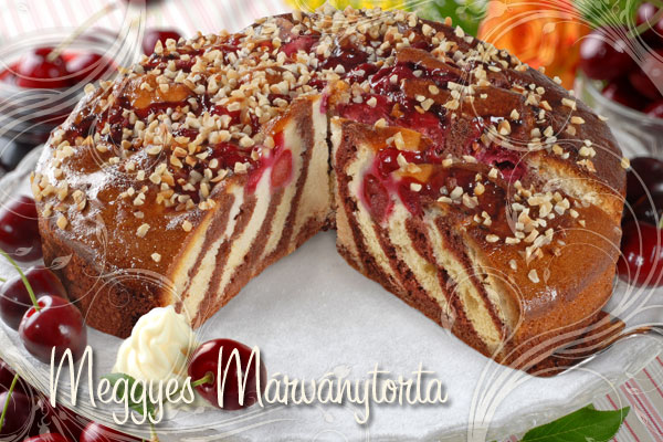 024 Princess Pek Mottled Cherry Cake