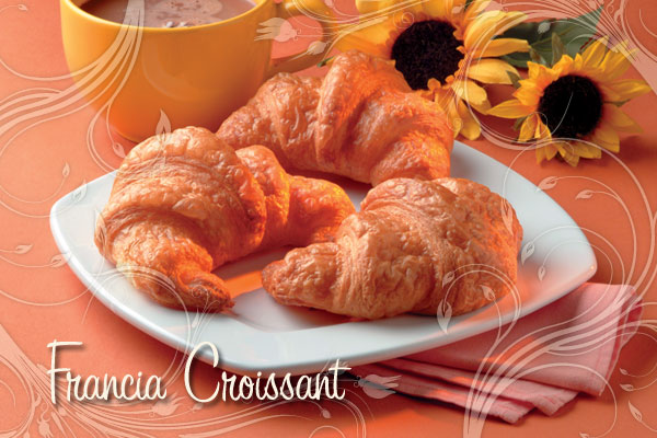 2001 French Croissant